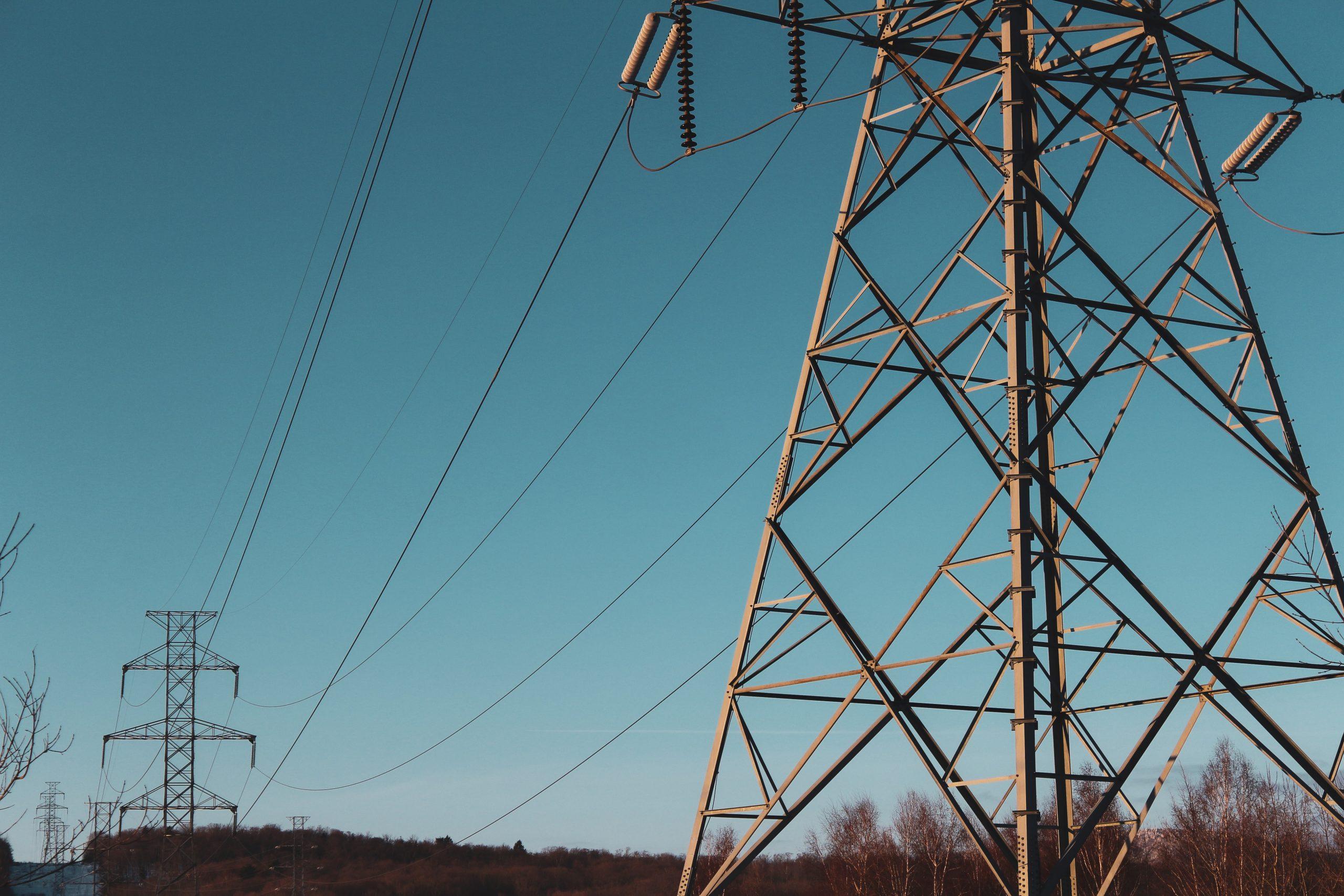 Photo transmission lines scaled